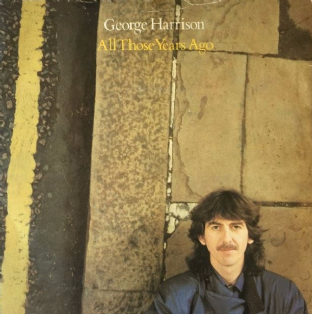 "George Harrison - All Those Years Ago (7"") (EX/G+) (1)"